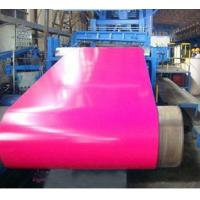 Wholesale RAL Color Zinc Coated Pre Painted Steel Sheet In Coils 700mm - 1250mm Width from china suppliers