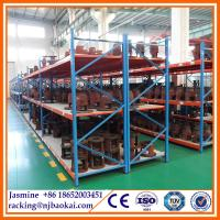 Buy cheap Dismountable and adjustable warehouse storage medium duty rack from wholesalers
