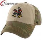 Camo Cotton Trick Gordie Adjustable Baseball Cap/Golf Cap for Unisex