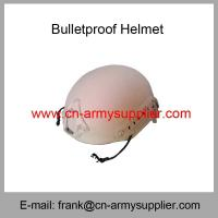 Wholesale Wholesale Cheap China NIJ IIIA ACH FAST Aramid Bulletproof Helmet from china suppliers