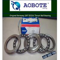 China Axial Load Thrust Ball Bearing SKF 52216 , Single Row Gcr15 and Low Noise wholesale