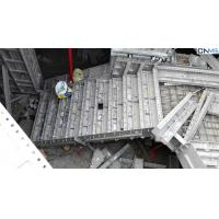 China Light Weight Concrete 65 Aluminium Formwork System With Plywood Formwork wholesale