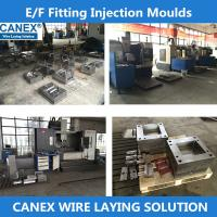 electrofusion fitting mould -pe electrofusion injection moulds