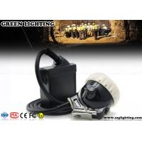 China Classic Explosion - Proof PC Hard Hat Headlamp , 6600mAH Cord Style Miners Lamp wholesale
