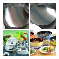 China High quality Aluminum Discs / Circle  Alloy  1050 1060 3003 Soft    0.3mm to 3.0mm for cookware on sale