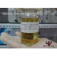 China Boldenone Steroids EQ Boldenone Undecylenate Liquid Injection Fat Cutting Steroids 13103-34-9 wholesale