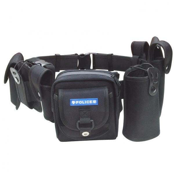 Quality Black Waist Bag Military Fanny Pack Tactical Molle Pouch Belt Waist Pack for sale