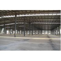 China ISO Standard Agricultural Steel Framed Buildings Grey Paint Surface wholesale