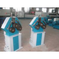 China Vertical Profile Section Bending Machine For Cylinder Workpiece In Oil Industry on sale