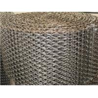 Buy cheap Perforated Flexible Conveyor Belt Balanced Weave For Food Customized Design from wholesalers