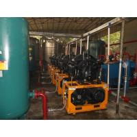 China High Pressure Booster Air Compressor 30bar - 40bar For Blowing Machine wholesale