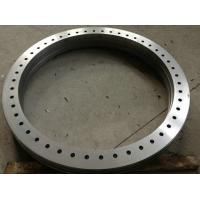 China Wind Energy Forging Ring Flange , Stainless Steel Flange Forging wholesale