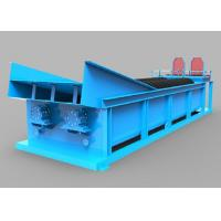 China Blue Light Double Spiral Sand Washing Equipment 20-150 Tons Per Hour Water Consumption wholesale