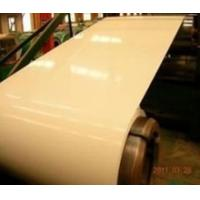 China Building Material PPGI Prepainted Galvanized Steel Coil 600 - 1500mm width SGCC wholesale