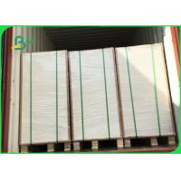 China FSC And SGS Support Good Hardness 400g Cardboard Paper / Ivory Paper For Packing wholesale