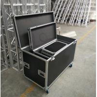 Buy cheap Black Lowest Cubic Meter Of 3 In 1 Flight Aluminum Tool Cases Easy To Moving from wholesalers