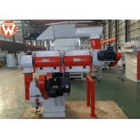 China 380V 50Hz 3 Phase 22 KW Animal Poultry Feed Pellet Processing Machine wholesale