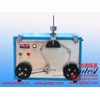 China Auto-cables Sandpaper Abrasion Resistance Tester This applies to abrasion test for  vehicle insulated thin sheath of low on sale