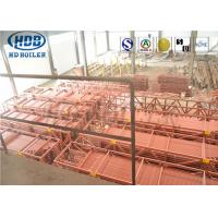 Quality Power Plant Superheater And Reheater Assemblies With TP304 Shield And Clips for sale