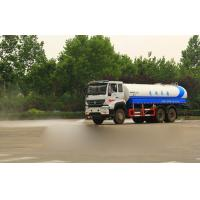 China Road Water Spray Truck 20CBM With Air Conditioner on sale