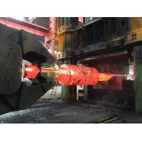 China Custom 42CrMo4 Marine Boat Rudder Open Die Shaft Forging , 18000mm Length wholesale