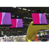 Quality 3.9mm 180 degrees bendable LED display for events, similar to Barco for sale