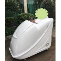 China Hot Steam Spa Capsule With Ozone For Body Slimming Sauna Equipment wholesale