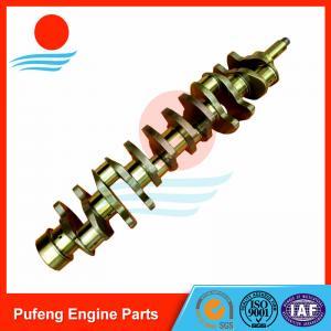 China crankshaft suppliers for NISSAN PD6 Crankshaft 12200-96001