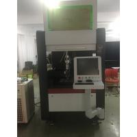 China High Speed Precison Fiber Optic Laser Cutter For Metal Glass Frame Or Horn on sale