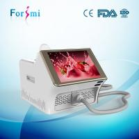 China 0 celsius cooling Painless 808nm diode laser permanent hair removal systems wholesale