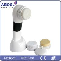 China Accept Paypal OEM Design Waterproof Electric Face Cleansing Brush Set on sale