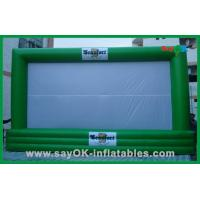 China Waterproof Commercial Inflatable Movie Screen , Outdoor Inflatable Movie Theater wholesale