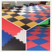China Wrestling / Martial Arts /Kongfu Plastic Soft PVC Floor Guangzhou Designer & Manufacturers wholesale