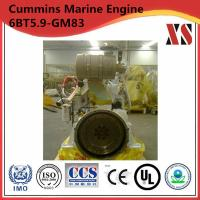 China Original Cummins 6BT5.9-GM83 Marine diesel engine for sale wholesale
