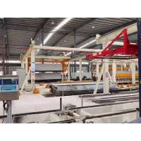 China Hydraulic L7350mm AAC Machine Overturn Table wholesale