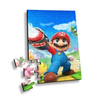 Buy cheap Custom 100 Piece Plastic Cartoon 3D Lenticular Printing Puzzle or 3D Movie from wholesalers