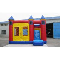 China Inflatable castle / jumping castle house / inflatable pink princess castle wholesale