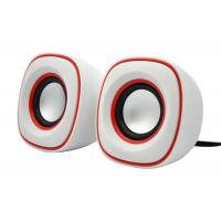 China 2.0 Computer Speakers Digital , Usb Laptop Speakers With CE / ROHS Certificate wholesale