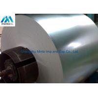 China Hot Rolled Coil Steel Galvanized Sheet Metal Rolls Regular Spangle Surface wholesale