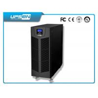 China 10Kva - 80Kva 3 Phase Uninterruptible Power Supply , 3 / 3 Phase Transformerless Online UPS wholesale