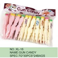 China Gun dry powder candy,can be in different flavor and color wholesale