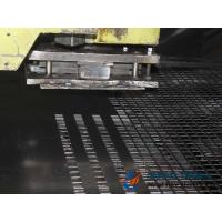 Buy cheap 3-30mm Square Hole Perforated Metal, 90° Straight Pattern, 5-70mm Pitch from wholesalers