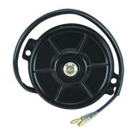 China 80W 120W 12V 24V DC ELECTRIC FAN Engines WITH 2 EARS wholesale