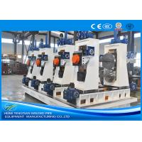 China Adjustable Size Square Tube Mill Carbon Steel Heavy Duty Energy Saving wholesale