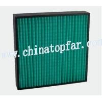 Buy cheap Panel filter,disposable pleated panel filter,air filter from wholesalers