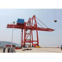 China Ship To Shore Port Gantry Crane For Container Handling , Quayside Container Crane wholesale
