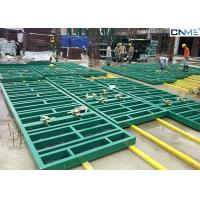 China Reusable Plywood Concrete Wall Forms , Metal Forms For Concrete Walls wholesale