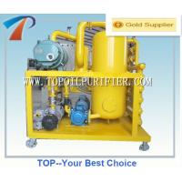 China ISO Certification and New Condition sell well industry double stage vacuum transformer oil purifier wholesale