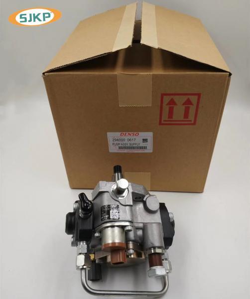 Quality SK200-8 22100-E0035 Diesel Fuel Pump Excavator Spare Parts for sale