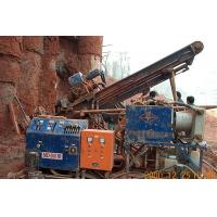 Wholesale good quality Multifunction Anchoring Drilling Rig full hydraulic drive power head drill from china suppliers